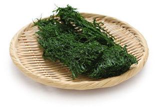 piatto di alga nori